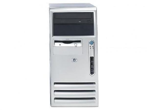 PC DX6100 MT INTEL PENTIUM 4 1.2GB 80GB WINDOWS XP - RICONDIZIONATO - GAR. 12 MESI