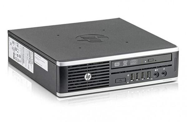 PC ELITE 8300 USDT INTEL CORE I7-3770S 8GB 128GB SSD WINDOWS COA - BOX - RICONDIZIONATO - GAR. 6 MESI