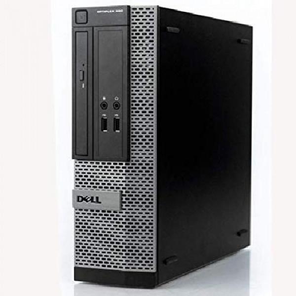 PC OPTIPLEX 390 SFF INTEL CORE I3-2120 4GB 250GB WINDOWS 7 PRO - RICONDIZIONATO - GAR. 12 MESI