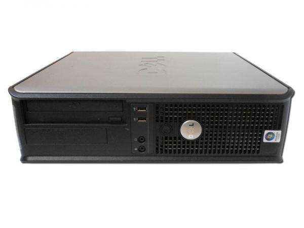 PC OPTIPLEX 760 DT INTEL CORE2DUO E8400 2GB 160GB - RICONDIZIONATO - GAR. 12 MESI