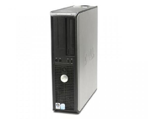 PC OPTIPLEX 760 USFF INTEL CORE2DUO E7500 2GB 160GB DVD - RICONDIZIONATO - GAR. 12 MESI