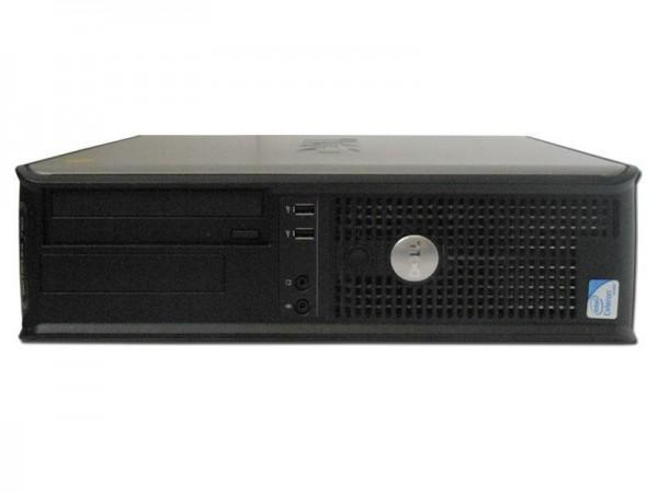 PC OPTIPLEX 780 DT RICONDIZIONATO INTEL CORE2DUO E7500 2GB 160GB DVD - RICONDIZIONATO - GAR. 12 MESI