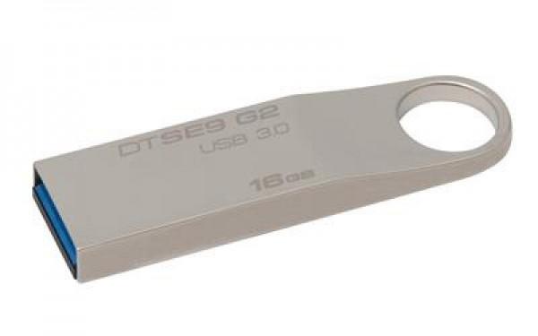 PEN DRIVE 16GB USB 3.0 (DTSE9G216GB) SILVER