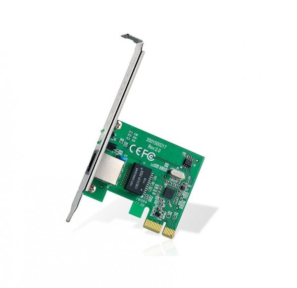 SCHEDA DI RETE 101001000 PCI TG-3468