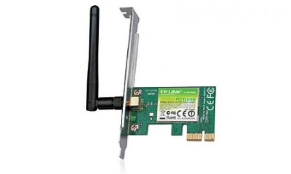 SCHEDA DI RETE WIRELESS 150MBPS PCI-E TL-WN781ND