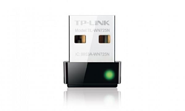 SCHEDA DI RETE WIRELESS USB TL-WN725N 150 MBPS NANO