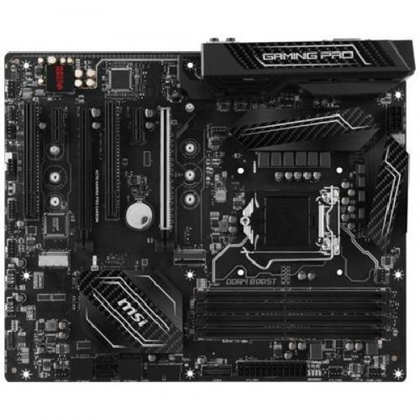 SCHEDA MADRE H270 GAMING PRO CARBON (7A64-001R) SK1151