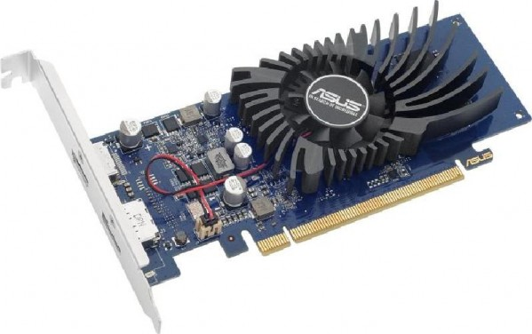 SCHEDA VIDEO GEFORCE GT1030 GT1030-2G-BRK 2 GB PCI-E (90YV0AT2-M0NA00)
