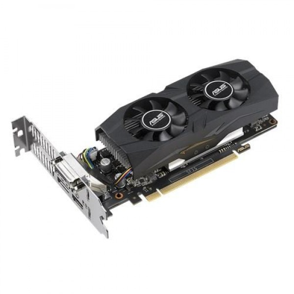 SCHEDA VIDEO GEFORCE GTX1050TI-O4G-LP-BRK 4 GB PCI-E (90YV0BZ0-M0NA00)