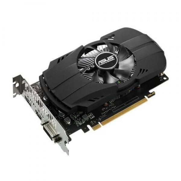 SCHEDA VIDEO GEFORCE GTX1050TI 4 GB (PH-GTX1050TI-4G (90YV0A70-M0NA00)