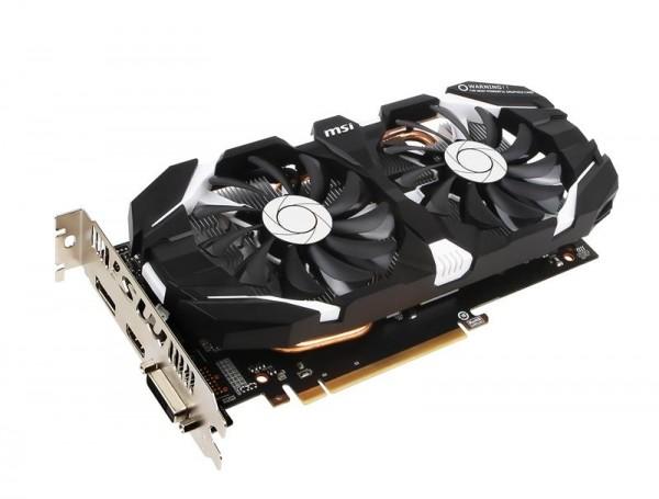 SCHEDA VIDEO GEFORCE GTX1060 3GT OC 3 GB PCI-E (V809-2226R)