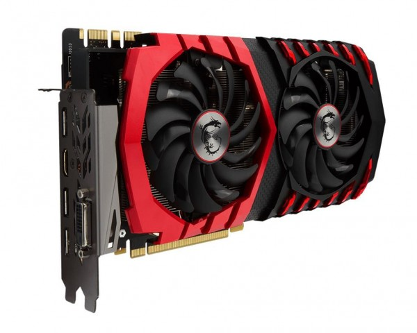 SCHEDA VIDEO GEFORCE GTX 1080 GAMING 8G 8 GB PCI-E (V336-036R)