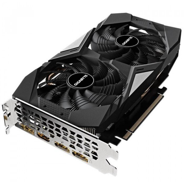 SCHEDA VIDEO GTX 1660 TI OC 6G (GV-N166TOC-6GD) 6 GB
