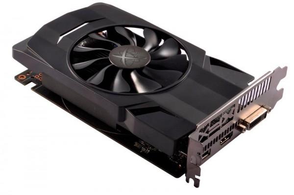 SCHEDA VIDEO RADEON RX460 2 GB (RX-460P2SF)