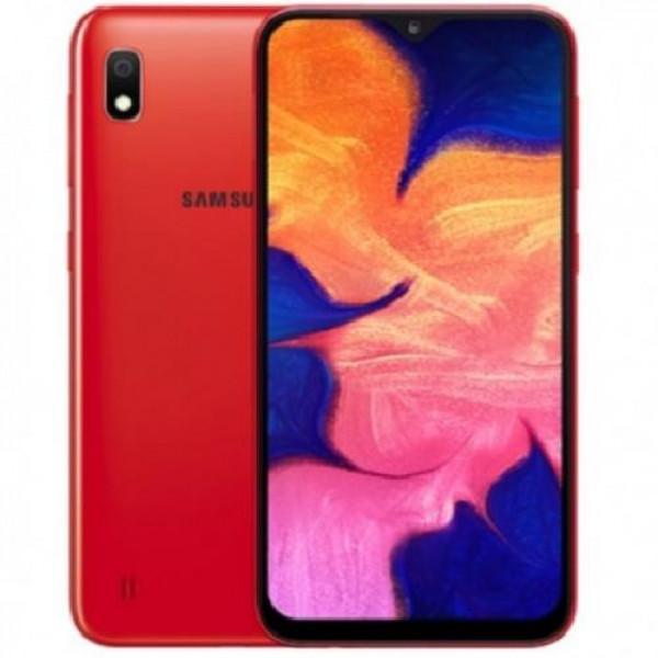 SMARTPHONE GALAXY A10 (A105F) RED DUAL SIM - GARANZIA ITALIA