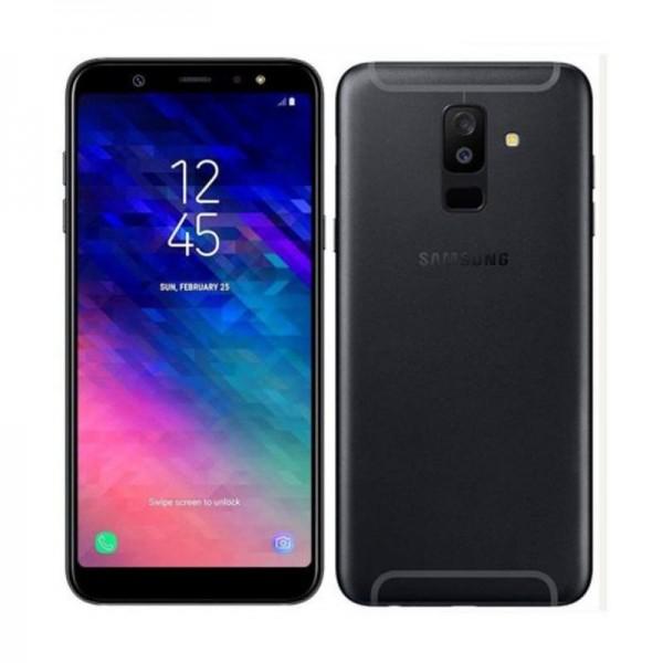 SMARTPHONE GALAXY A6 PLUS 2018 (A605FN) NERO DUAL SIM