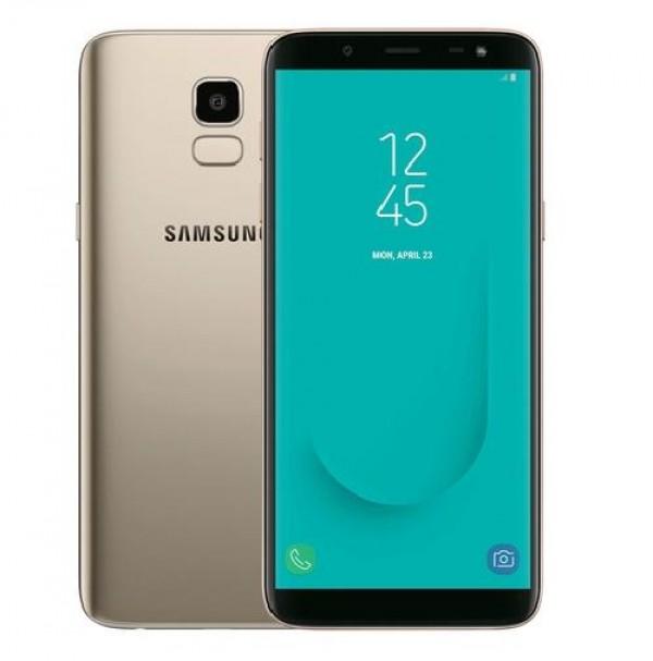 SMARTPHONE GALAXY J6 2018 (SM-J600) GOLD - GARANZIA ITALIA - BRAND OPERATORE