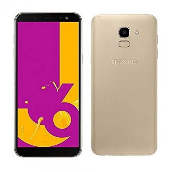 SMARTPHONE GALAXY J6 2018 (SM-J600) GOLD DUAL SIM