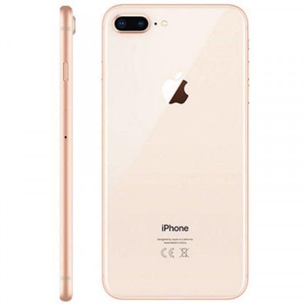 SMARTPHONE IPHONE 8 PLUS 64GB GOLD (MQ8N2) - RICONDIZIONATO - GAR. 12 MESI - GRADO A