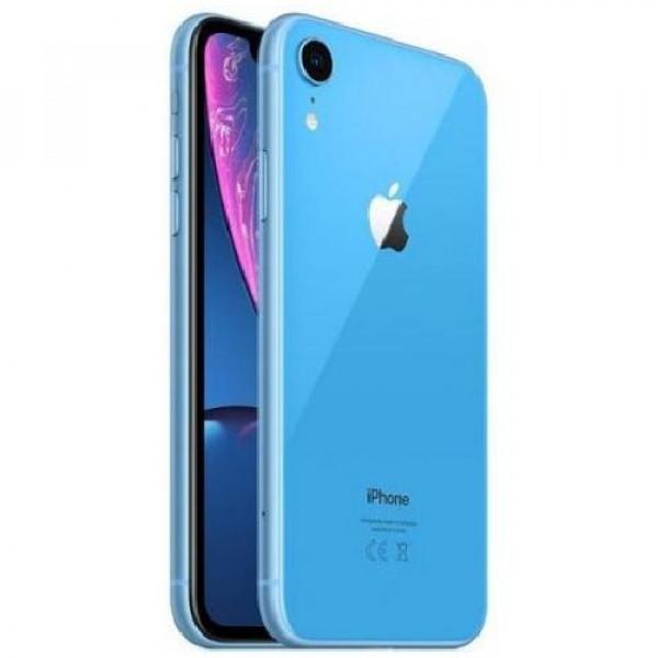 SMARTPHONE IPHONE XR 64GB BLU (MT0E2) GR.A - RICONDIZIONATO - GAR. 12 MESI
