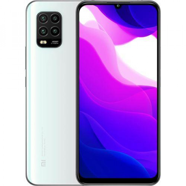 SMARTPHONE MI 10 LITE 5G WHITE 128GB DUAL SIM