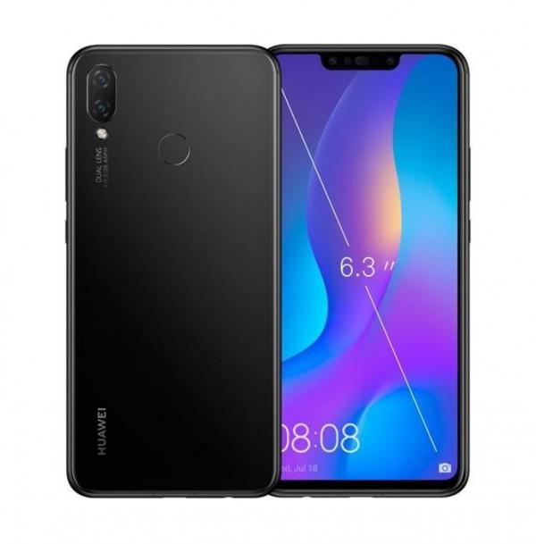 SMARTPHONE P SMART PLUS 2019 64GB MIDNIGHT NERO DUAL SIM GARANZIA ITALIA