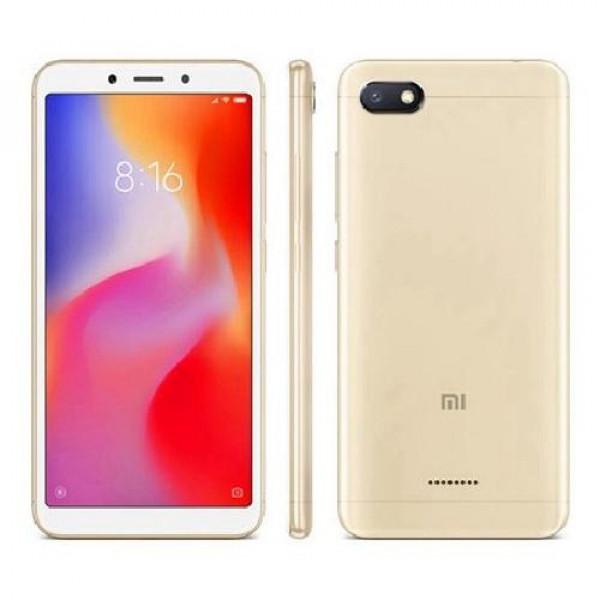 SMARTPHONE REDMI 6A 16GB GOLD DUAL SIM
