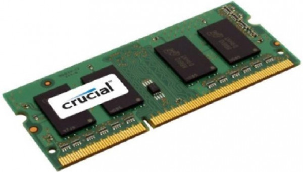 SO-DDR3 8 GB PC1600 MHZ (1X8) (CT102464BF160B)