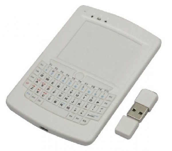 TASTIERA MINI E MOUSE TOUCHPAD T1017