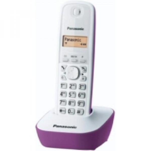 TELEFONO CORDLESS KX-TG1611JTF FUCSIA