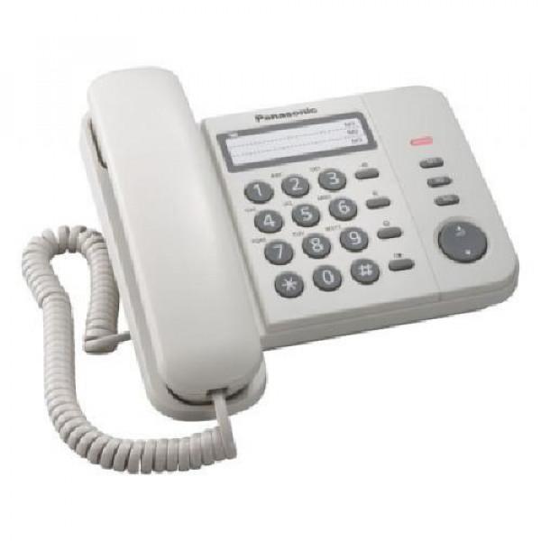 TELEFONO FISSO KX-TS520EX1W BIANCO