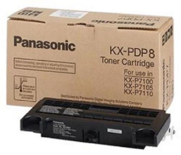 TONER ORIGINALE KX-PDP8 NERO