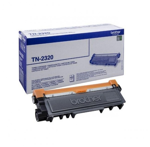 TONER ORIGINALE TN2320 NERO