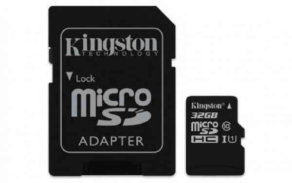 TRANS FLASH 32 GB (SDCS32GB) CLASS 10