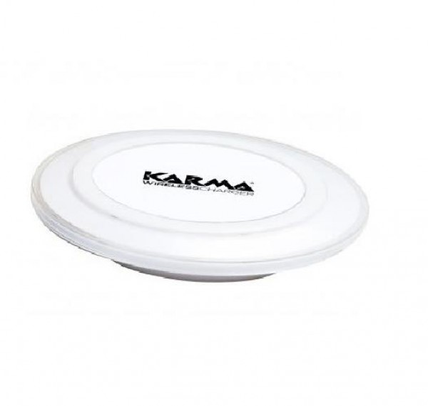 WIRELESS CHARGER QI 77 - RICARICA WIRELESS - BIANCO